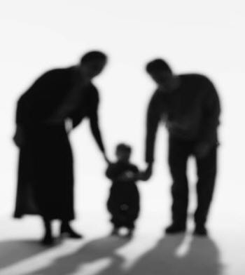 parents-love-silouette