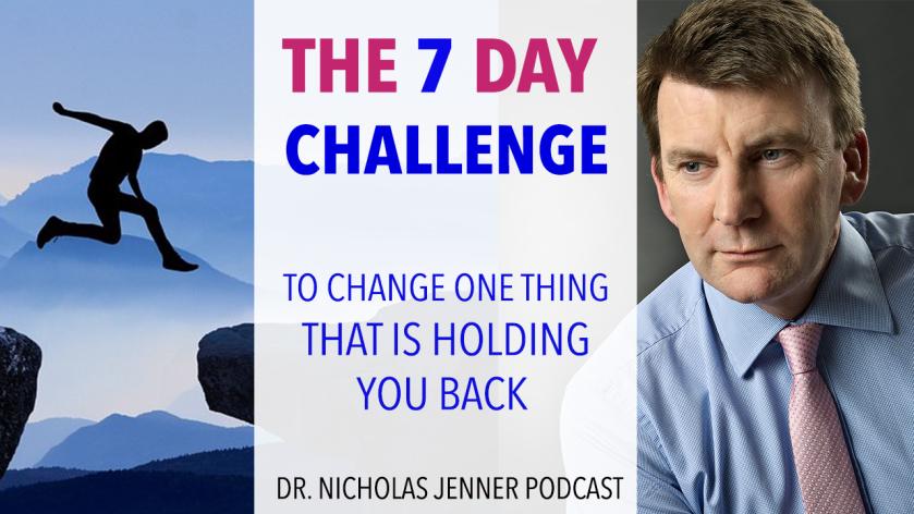 Dr Jenner's 7 Day Challenge